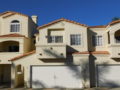 San Marcos Condo/Townhouse For Sale: 412 W San Marcos Blvd #128
