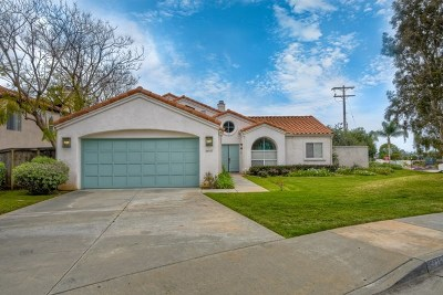 Carlsbad Single Family Home For Sale: 2415 Tuttle St
