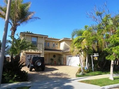 Chula Vista Single Family Home For Sale: 1126 Pacifica Ave