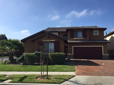 Chula Vista Single Family Home For Sale: 1150 Hanford Ct.
