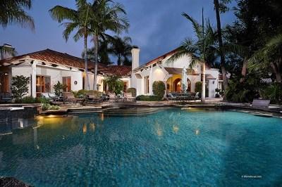 San Marcos Single Family Home For Sale: 227 Camino Calafia