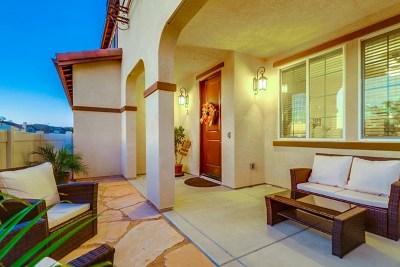 Chula Vista Condo/Townhouse For Sale: 1709 Santa Carolina #3
