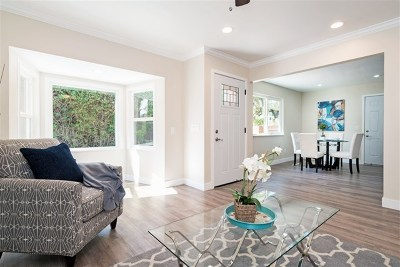 Carlsbad Single Family Home For Sale: 1059 Chestnut Ave