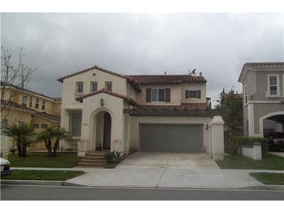 Chula Vista Single Family Home For Sale: 1550 Quiet Trail