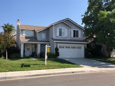 Murrieta Single Family Home For Sale: 39224 Sugarcane Drive