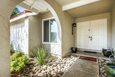 San Marcos Single Family Home For Sale: 190 Calle Isabel