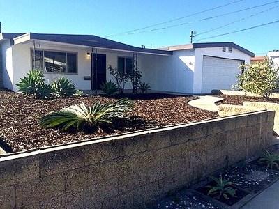 Chula Vista Single Family Home For Sale: 1024 Neptune Dr