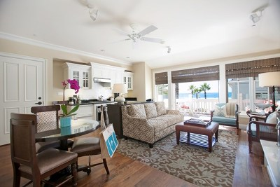 Coronado Condo/Townhouse For Sale: 1500 Orange Ave #17