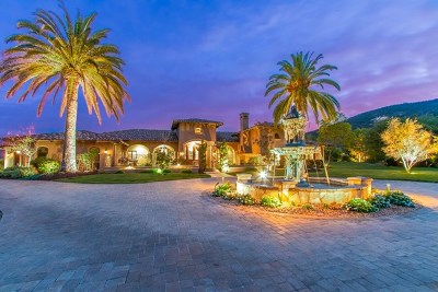 Poway Single Family Home For Sale: 18740 Heritage