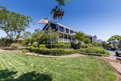 El Cajon Single Family Home For Sale: 1398 La Cresta Blvd