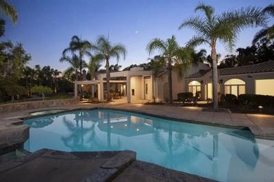 Encinitas Single Family Home For Sale: 3467 Western Springs Rd