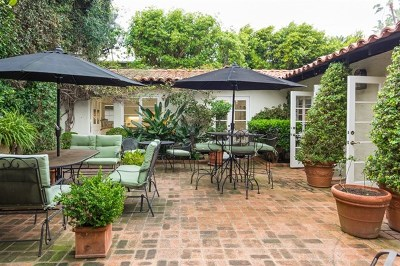 La Jolla Single Family Home For Sale: 2049 Paseo Dorado
