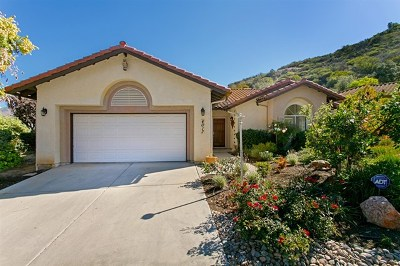 Fallbrook Single Family Home For Sale: 4017 Pala Mesa Oaks Dr