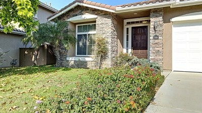 Carlsbad Single Family Home For Sale: 1068 Goldeneye View