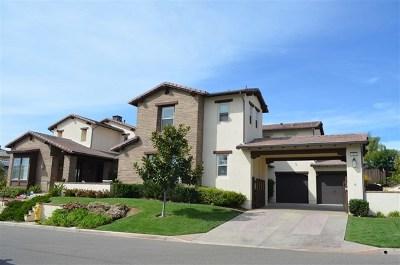 Encinitas Single Family Home For Sale: 700 Blossom Rd