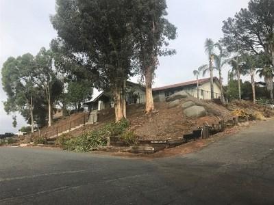 Escondido Single Family Home For Sale: 410 Mira Loma Ln