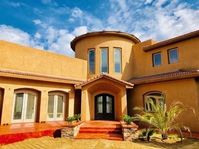 Escondido Single Family Home For Sale: 3034 Mountain View Dr
