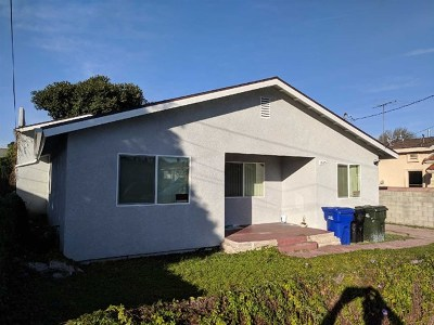 Lomita Single Family Home For Sale: 1835 257th Street