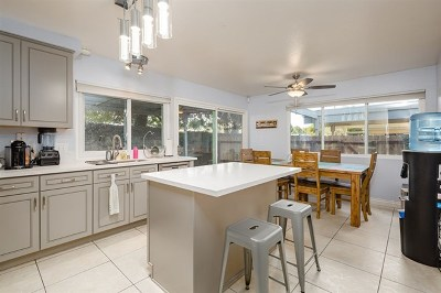 San Diego Single Family Home For Sale: 5112 Fino Dr