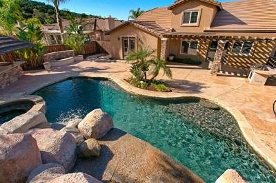Escondido Single Family Home For Sale: 3299 Hidden Estate Ln