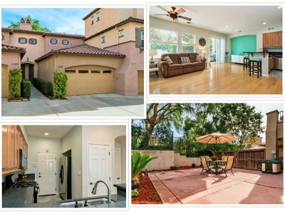 San Marcos Condo/Townhouse For Sale: 1182 Highbluff Ave