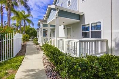 San Diego Condo/Townhouse For Sale: 10070 Scripps Vista Way #14