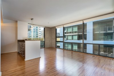 San Diego Condo/Townhouse For Sale: 350 11th Ave #624