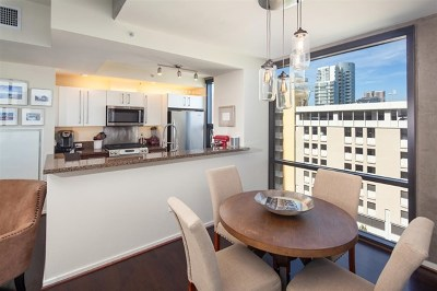 San Diego Condo/Townhouse For Sale: 350 11th Ave #931