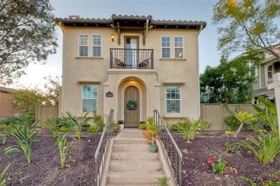 San Diego Single Family Home For Sale: 15487 Bristol Ridge Ter