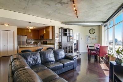 San Diego Condo/Townhouse For Sale: 1080 Park Blvd #802