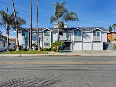 San Diego Condo/Townhouse For Sale: 2230 Monroe Ave #1