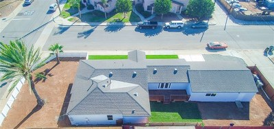 Imperial Beach Single Family Home For Sale: 780 Cherry Ave.