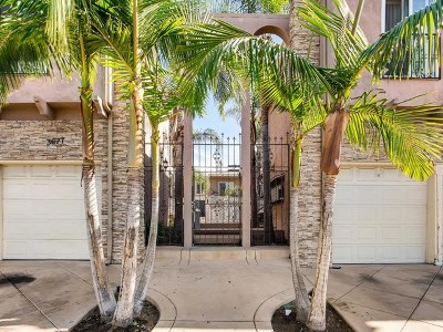 San Diego Condo/Townhouse For Sale: 3677 41st St #4