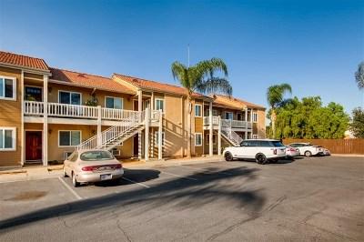 Escondido Condo/Townhouse For Sale: 342 W 15th #12