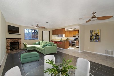 El Cajon Single Family Home For Sale: 335 Harbison Canyon Road
