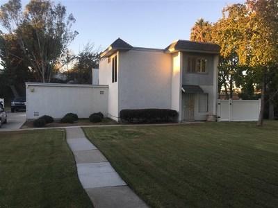 Chula Vista Condo/Townhouse Active Under Contract: 1640 Maple #15