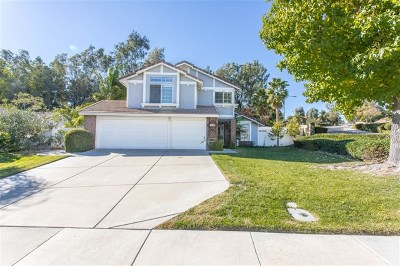 Riverside, Temecula Single Family Home For Sale: 41305 Promenade Chardonnay Hls