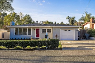 Vista Single Family Home For Sale: 927 Crest View Road