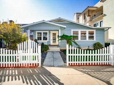Oceanside Single Family Home For Sale: 515 N Freeman St