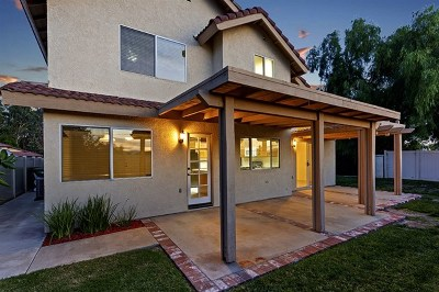 Temecula, Murrieta Single Family Home For Sale: 39567 Crystal Lake Ct