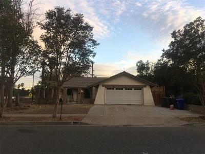 Rancho Cucamonga Single Family Home For Sale: 9281 La Ronda