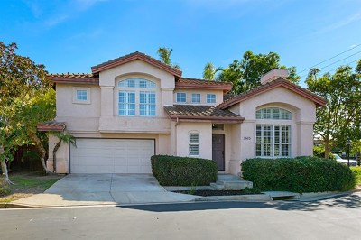 Carlsbad Single Family Home For Sale: 2605 Cabrillo Pl