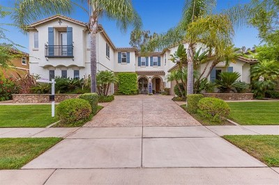 Encinitas Single Family Home For Sale: 761 Lynwood Drive