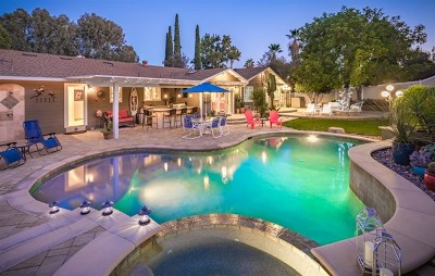 Poway Single Family Home For Sale: 13828 Terrilee Dr