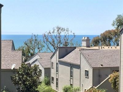 Del Mar Condo/Townhouse For Sale: 279 Sea Forest Court