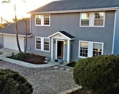 Vista Single Family Home For Sale: 246 Plumosa Ave