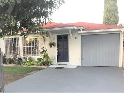 Norwalk Single Family Home For Sale: 11853 160th St