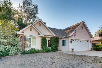 Poway Single Family Home For Sale: 13222 Whitewater Dr