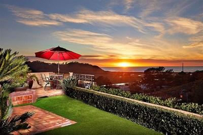 Del Mar Single Family Home For Sale: 13143 Caminito Pointe Del Mar