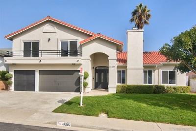 Del Mar Single Family Home For Sale: 13297 Portofino Drive